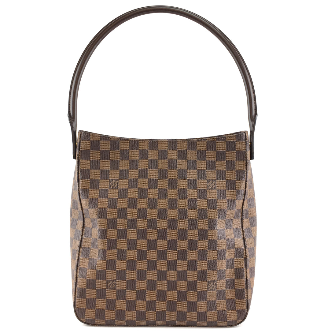Louis Vuitton Looping Bucket GM Damier Ébène Canvas