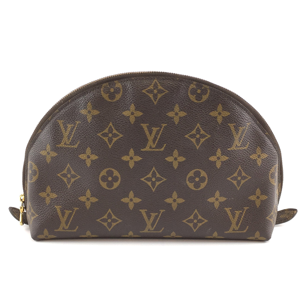 Louis Vuitton Vanity Pochette GM Monogram Canvas