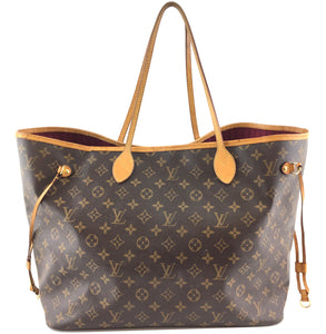 Louis Vuitton Neo Neverfull GM Monogram Canvas