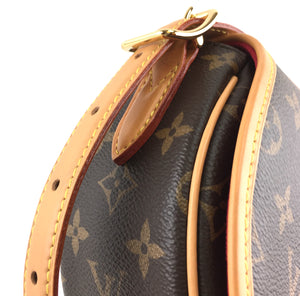 Louis Vuitton Tambourin Neo Monogram Canvas