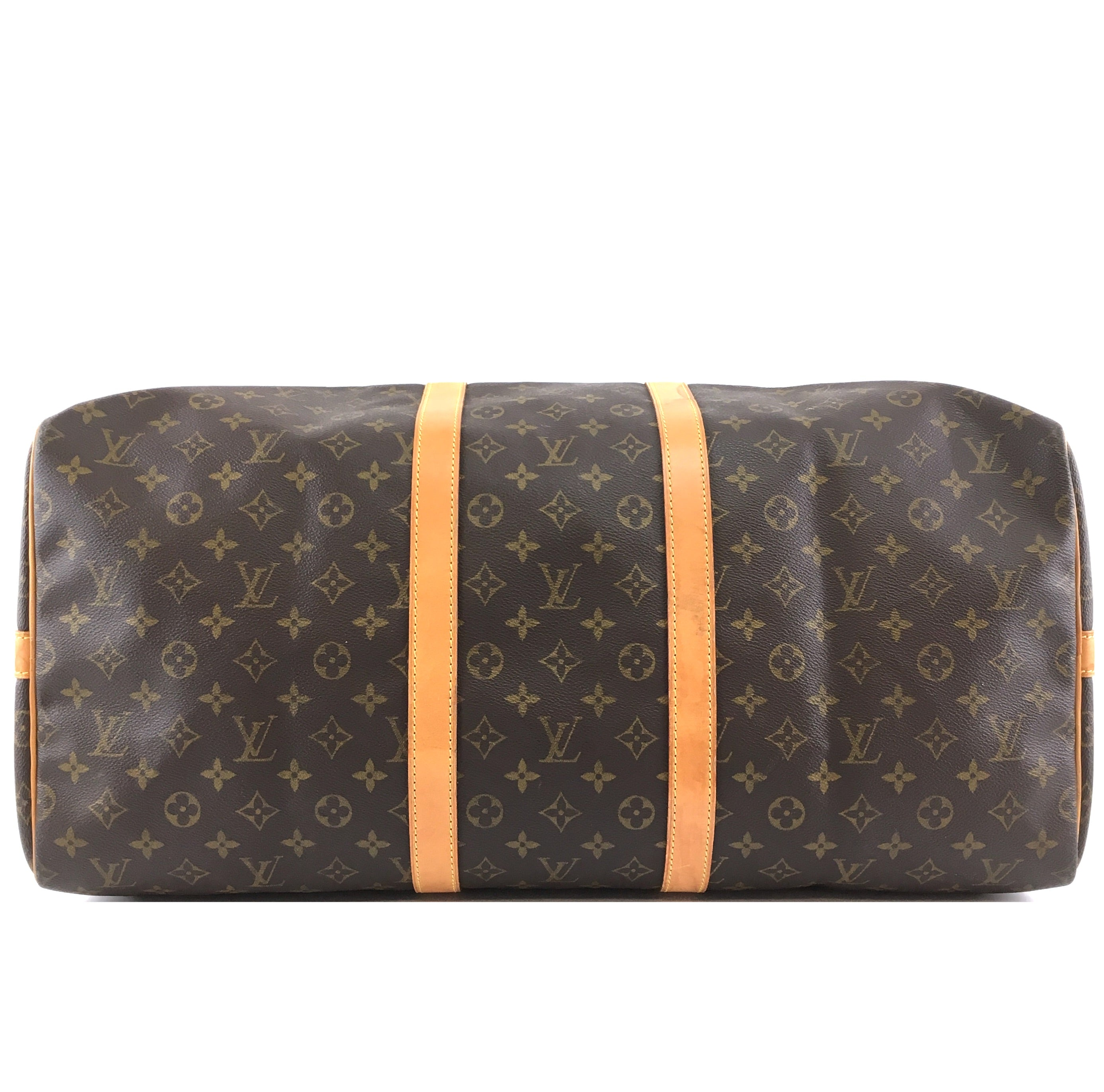 Louis Vuitton Keepall 55 Bandouliere Monogram Canvas