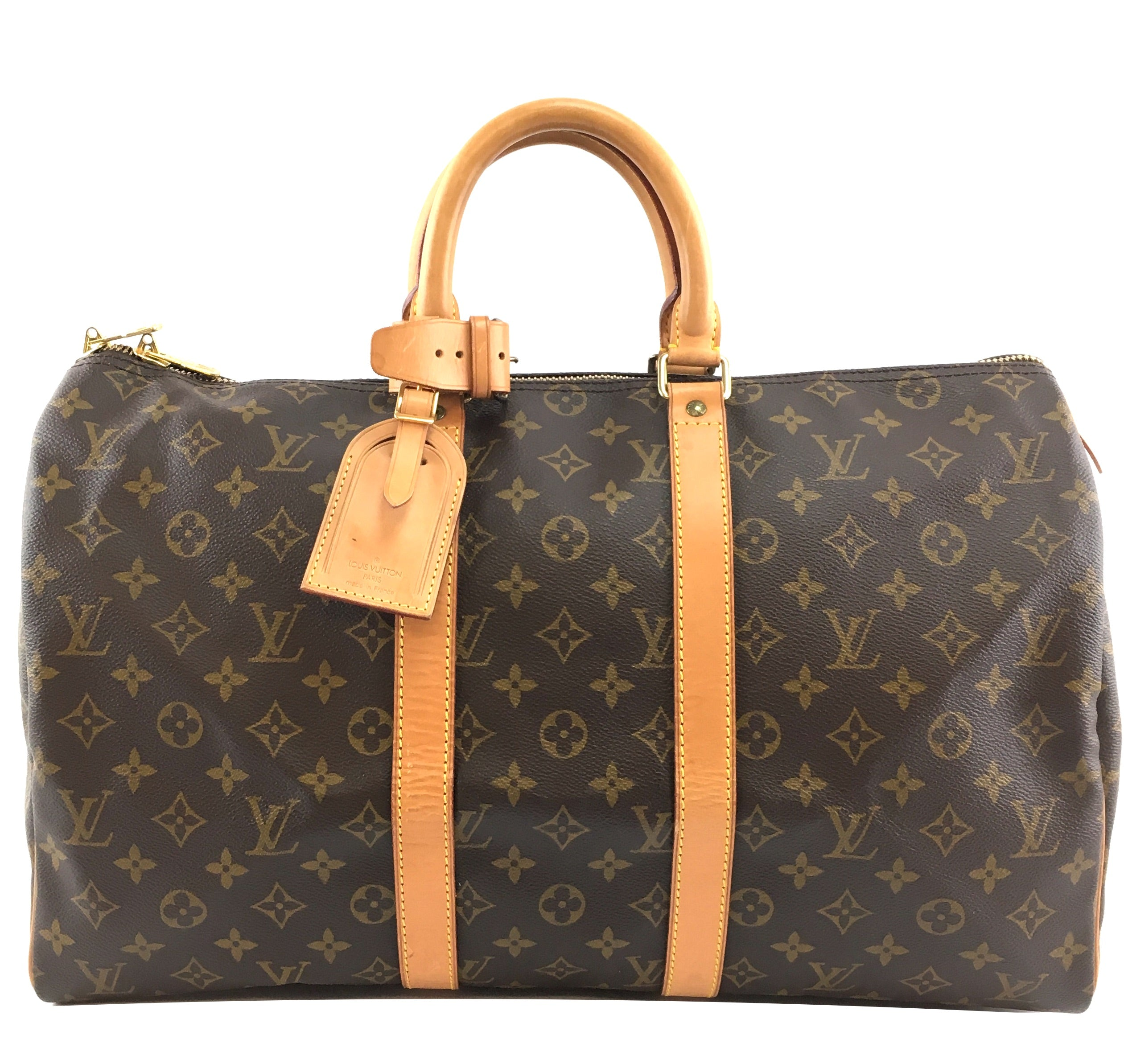 Louis Vuitton Keepall 45 Monogram Canvas