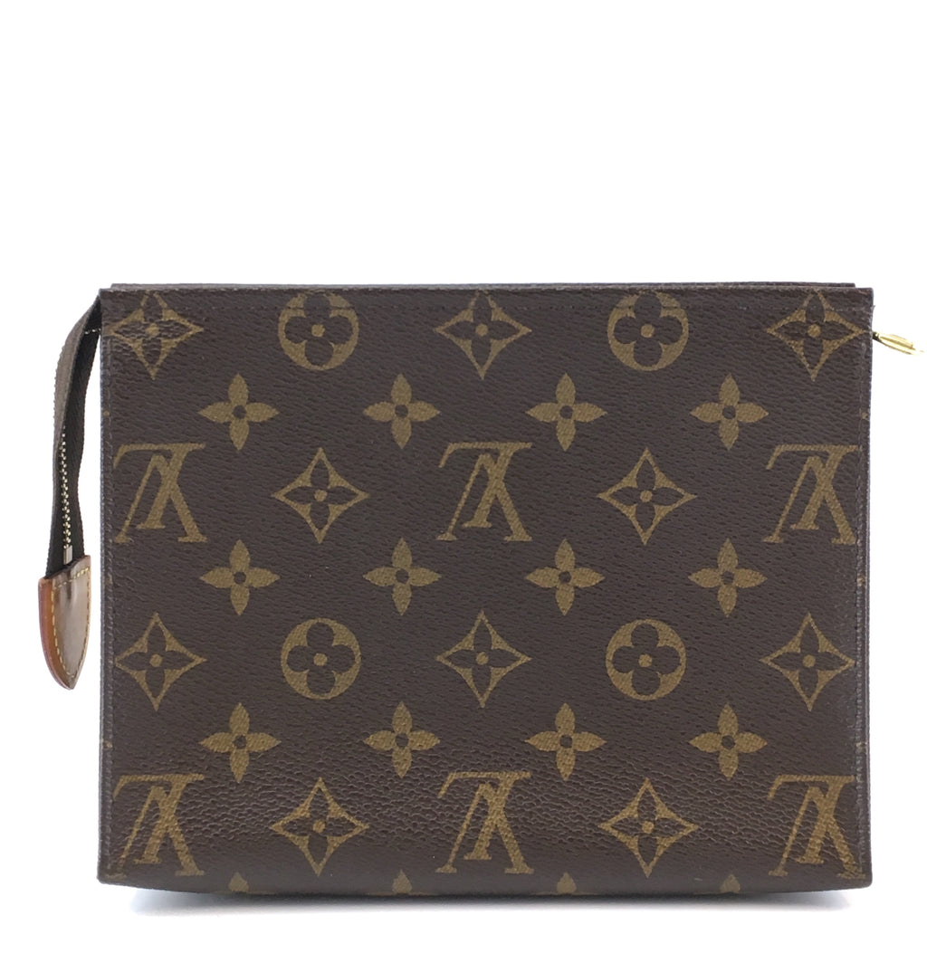 Louis Vuitton Pochette 19 Monogram Canvas