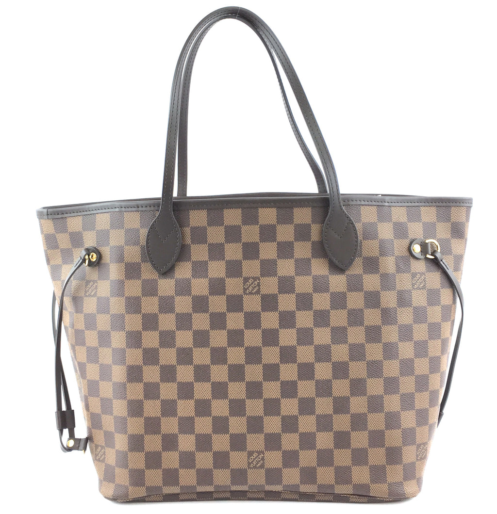 Louis Vuitton Neverfull Neo MM Damier Ébène Canvas