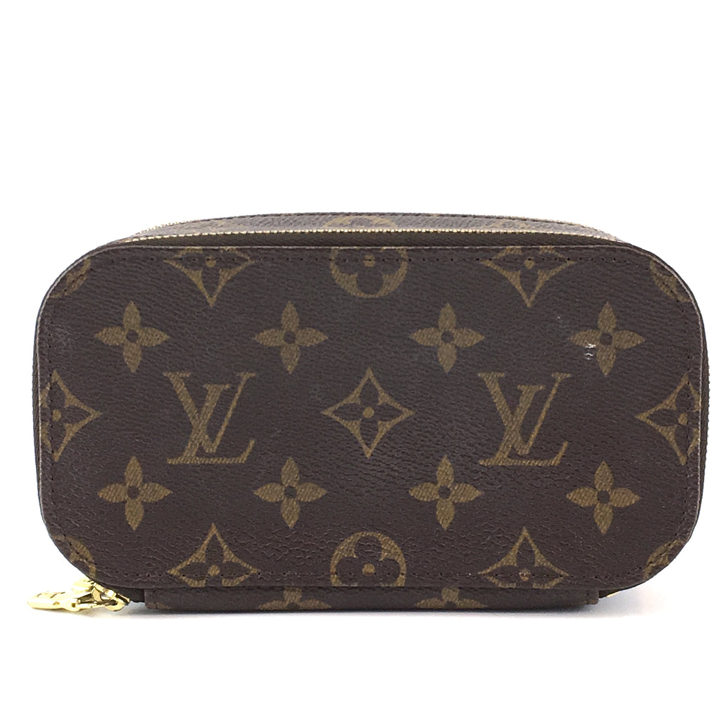 Louis Vuitton Trousse Blush PM Monogram Canvas