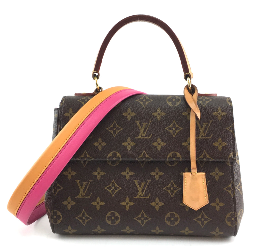 Louis Vuitton Cluny BB Monogram Canvas