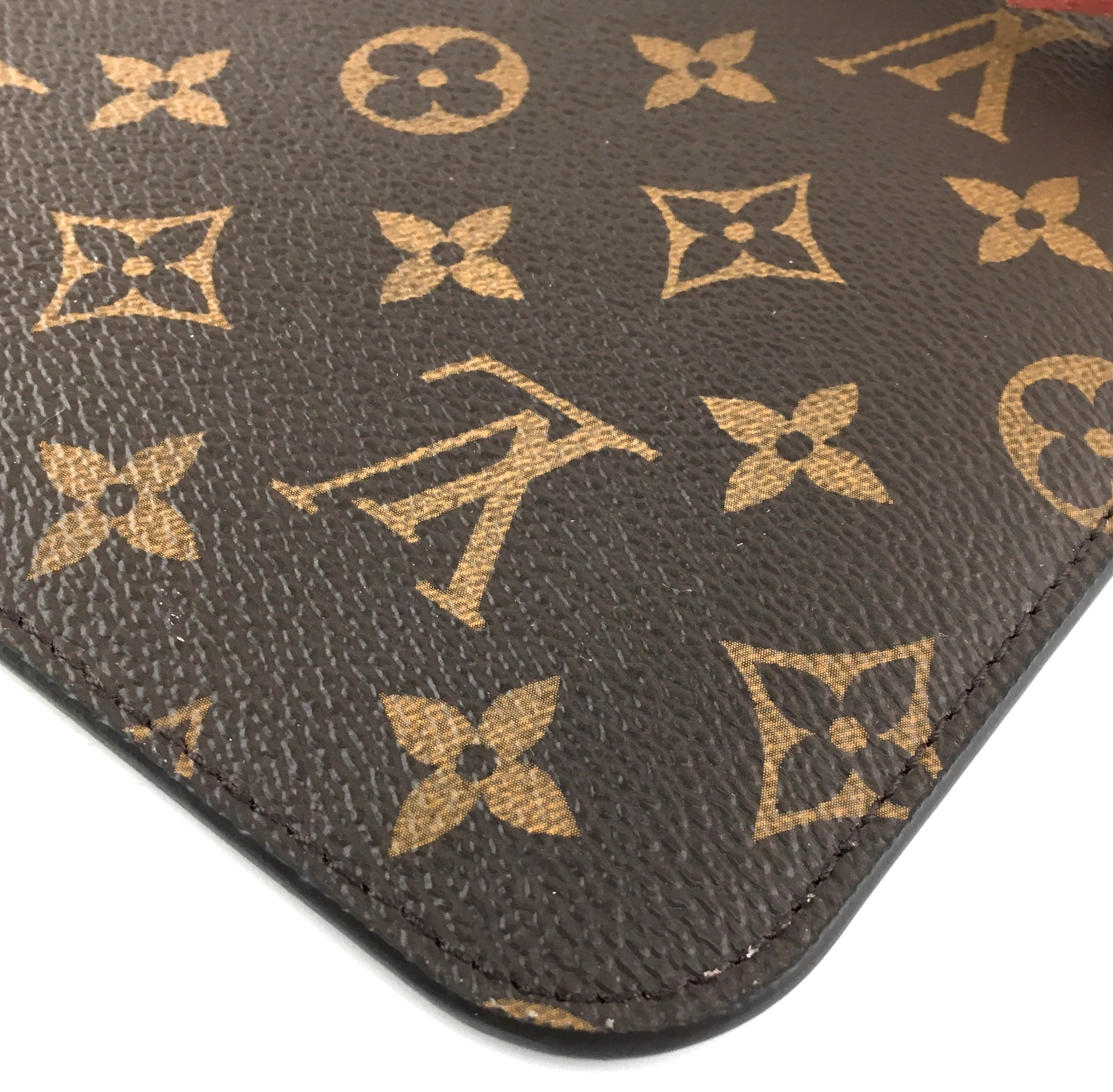 Louis Vuitton Neverfull Pochette XL Monogram Canvas