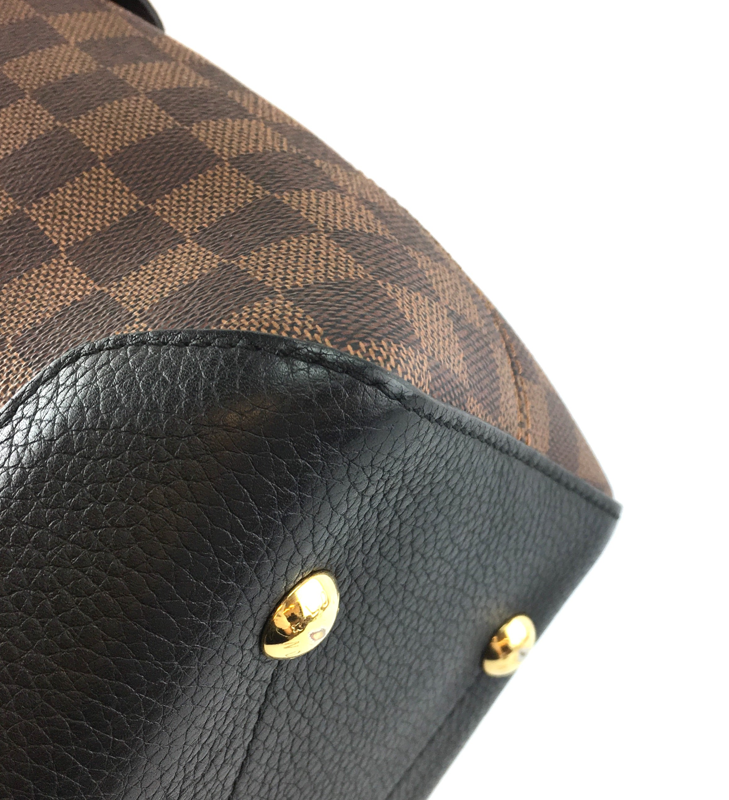 Louis Vuitton Hyde Park Damier Ebene Canvas