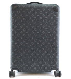 Louis Vuitton Pegase 55 Monogram Eclipse Canvas
