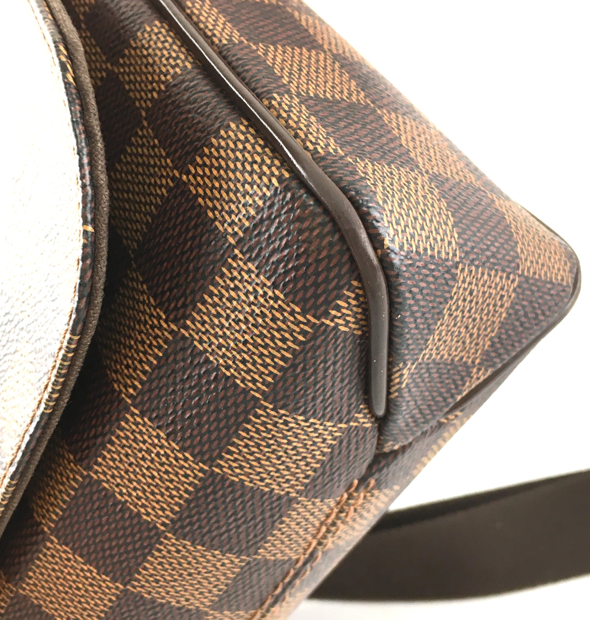 Louis Vuitton District PM Damier Ébène Canvas