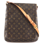 Louis Vuitton Musette Salsa GM Monogram Canvas