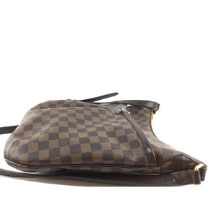 Louis Vuitton Bloomsbury MM Damier Ébène Canvas