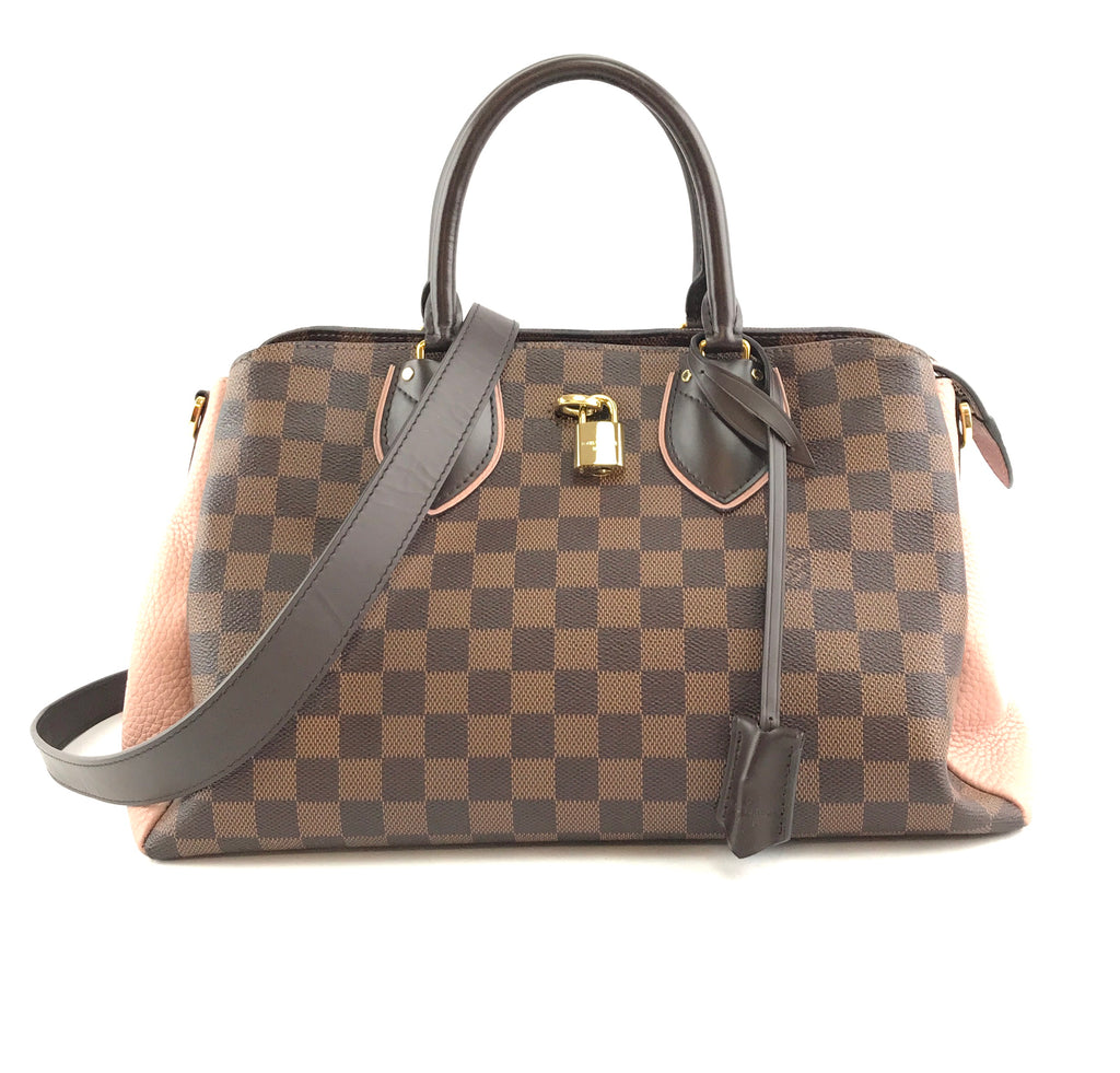 Louis Vuitton Normandy Damier Ebene Canvas