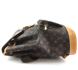 Louis Vuitton Montsouris GM Monogram Canvas