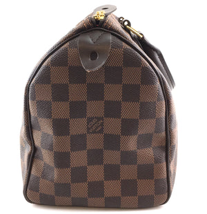 Louis Vuitton Speedy Neo 25 Damier Ébène Canvas