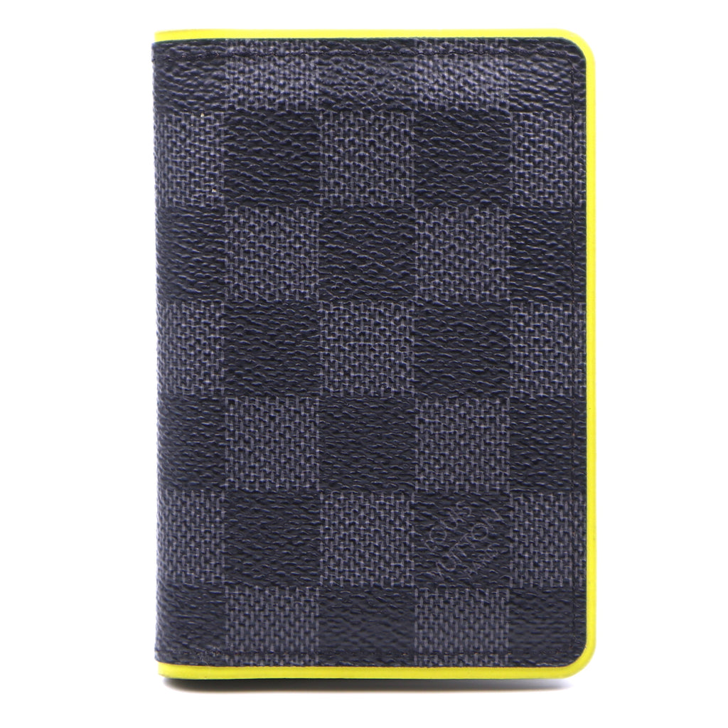 Louis Vuitton Damier Graphite Helios Pocket Bifold Wallet