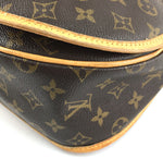 Louis Vuitton Menilmontant MM Monogram Canvas
