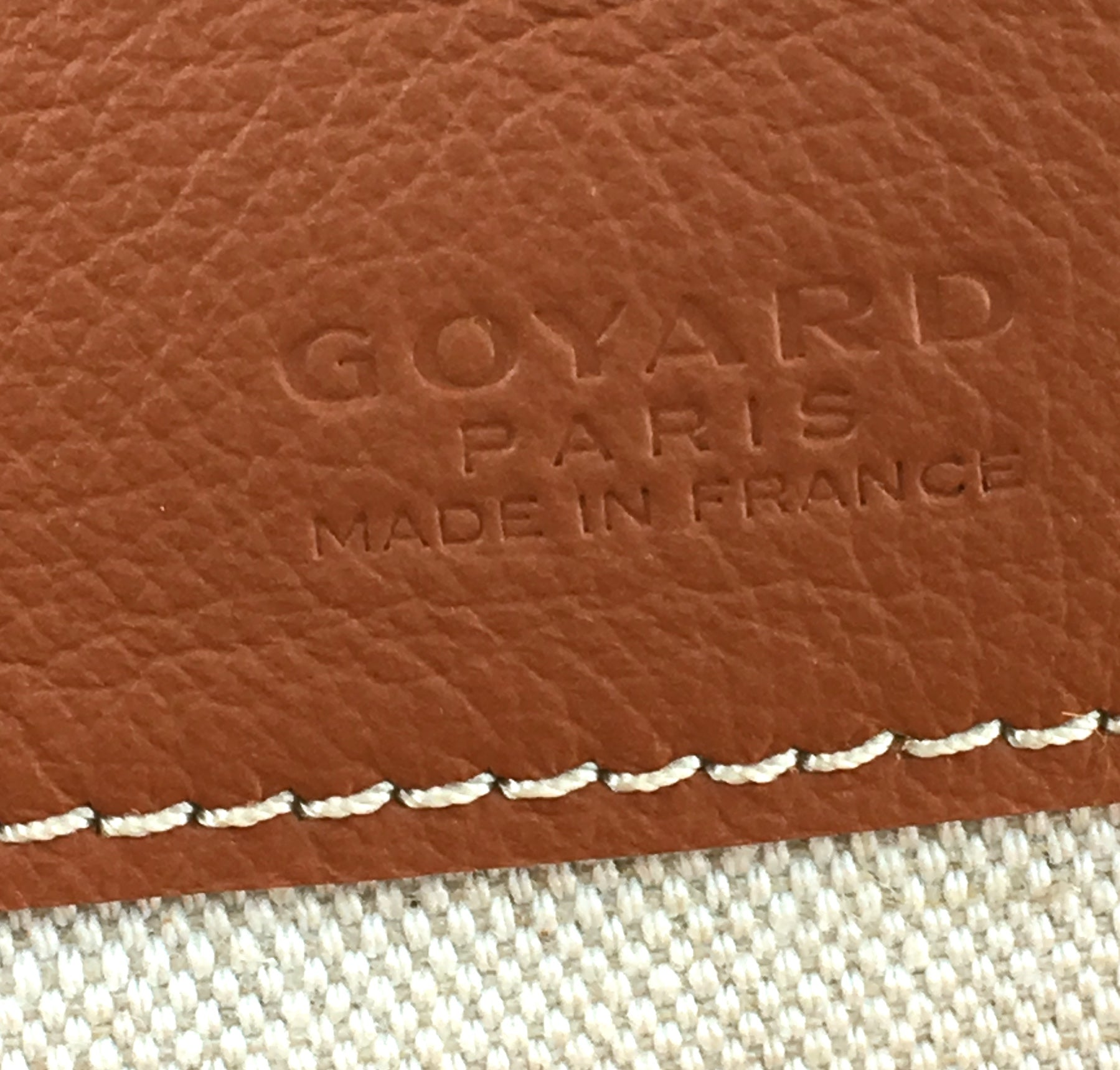 Goyard Saint Louis PM Black-goyardine Canvas and Leather