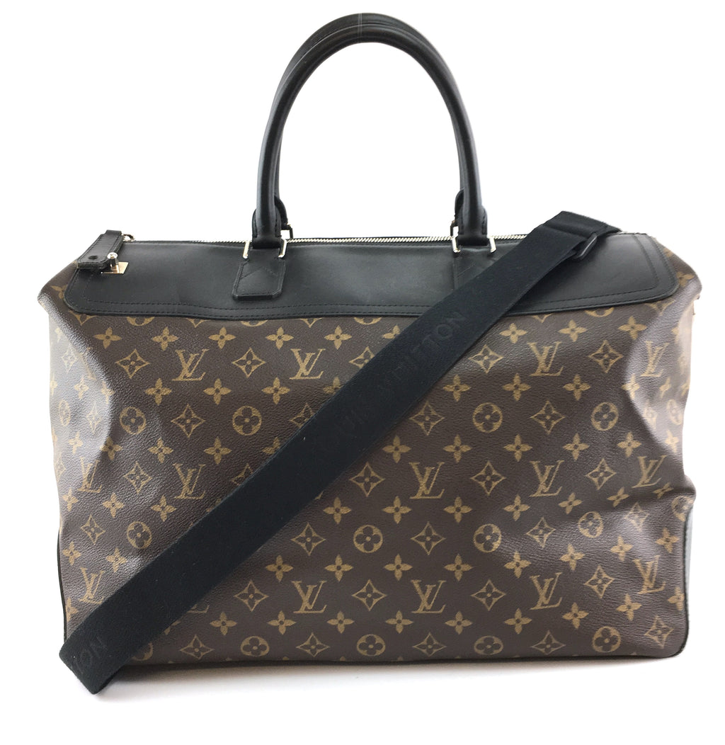 Louis Vuitton Neo Greenwich Monogram Macassar Canvas