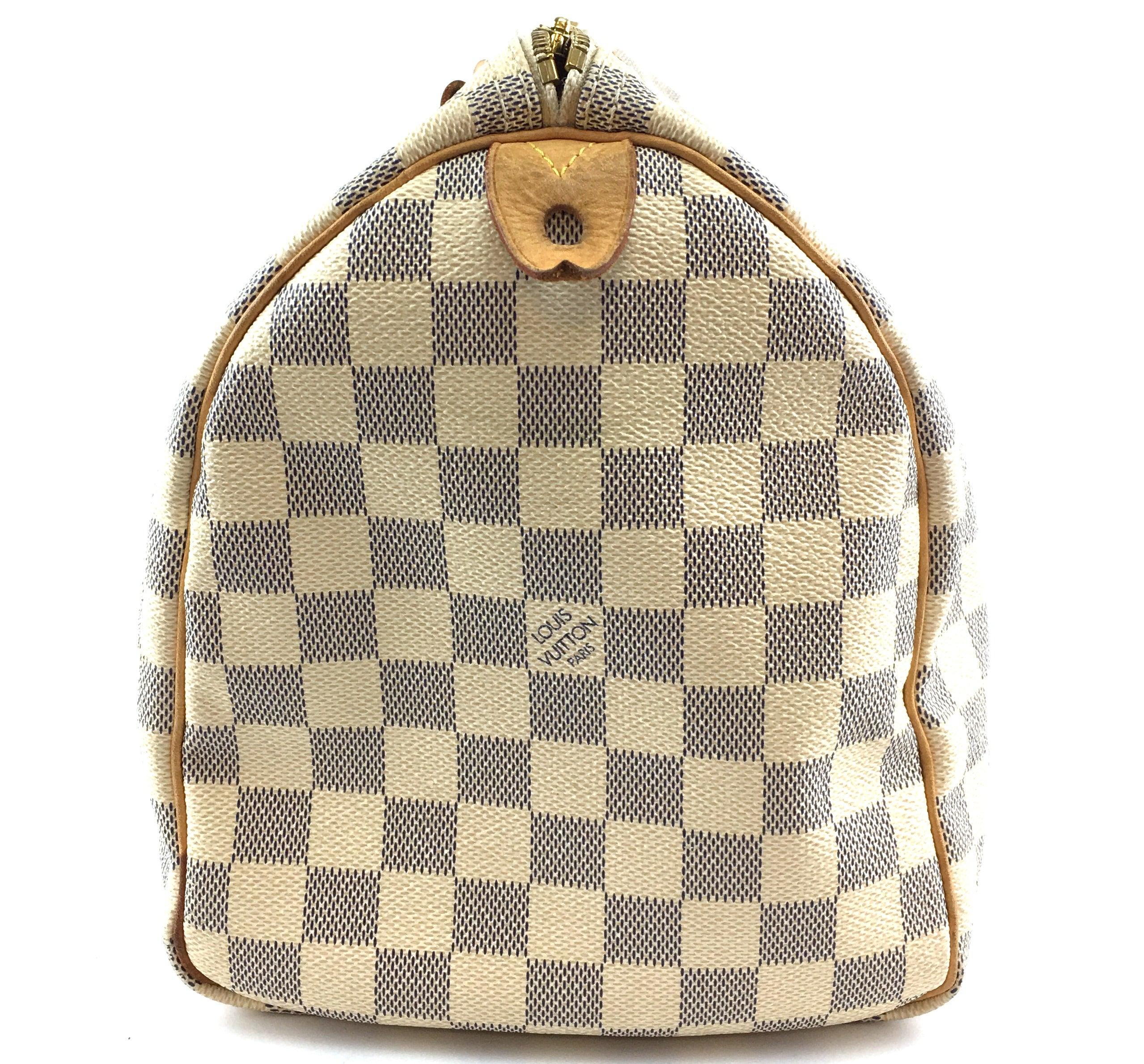 Louis Vuitton Speedy 25 Damier Azur Canvas