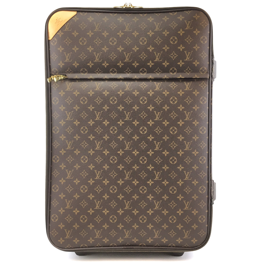 Louis Vuitton Pegase 65 Monogram Canvas