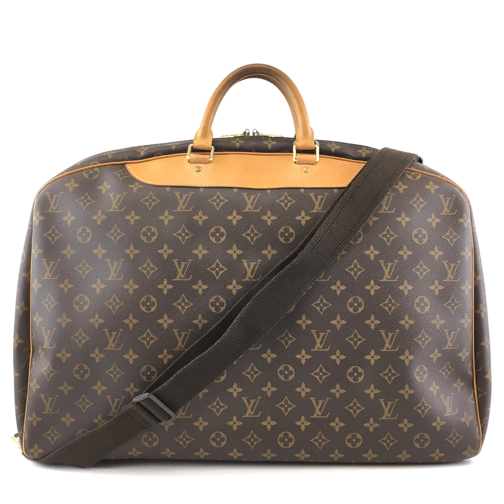 Louis Vuitton Alize 1 Compartment Monogram Canvas