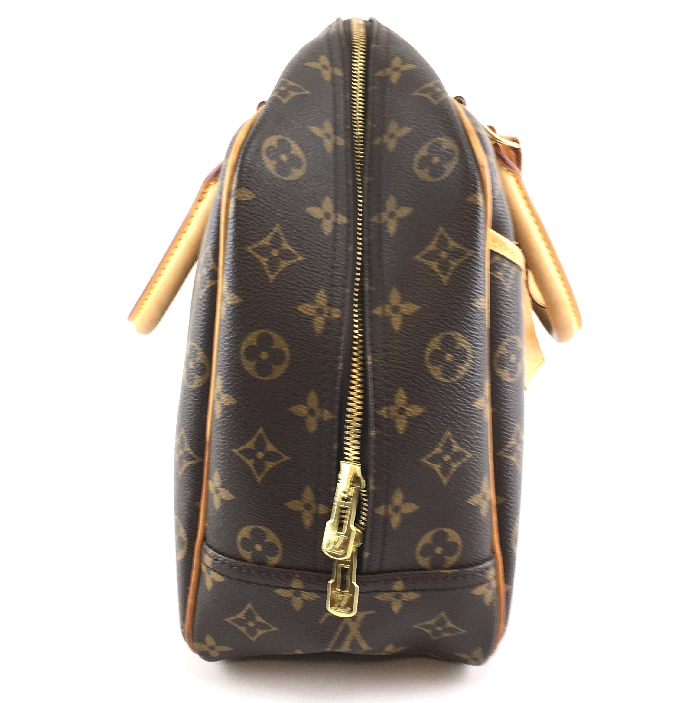 Louis Vuitton Deauville Monogram Canvas