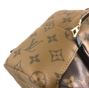 Louis Vuitton Palm Spring Mini Monogram Reverse Canvas