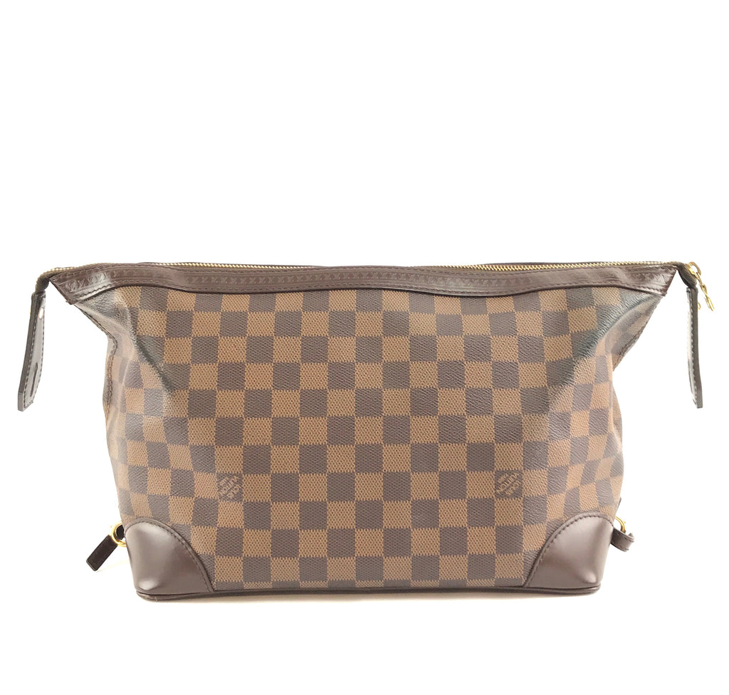 Louis Vuitton Trousse Vaslav Damier Ébène Canvas