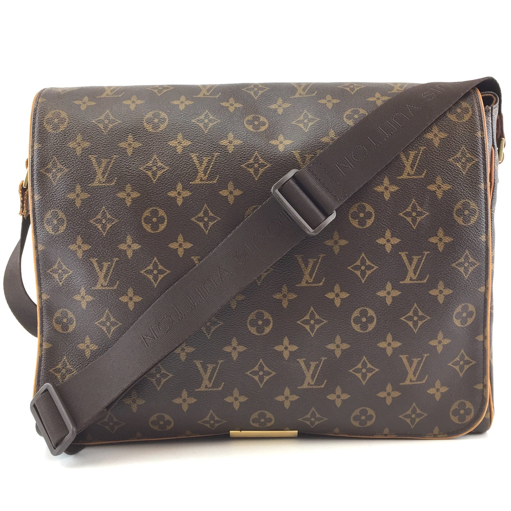 Louis Vuitton Abbesses Messenger Monogram Canvas