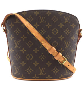 Louis Vuitton Drouot Monogram Canvas