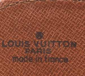Louis Vuitton Cartouchiere Monogram Canvas