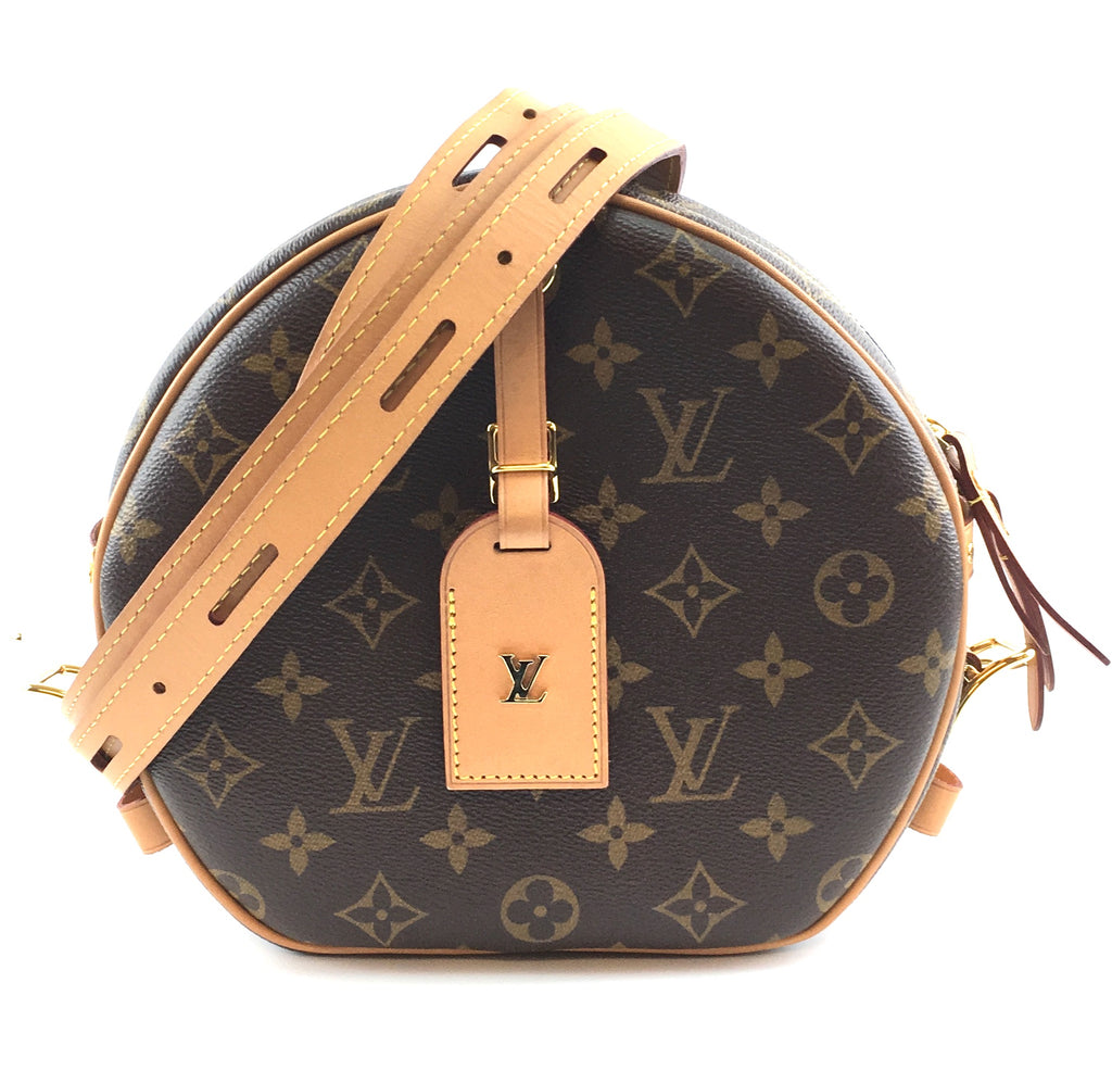 Louis Vuitton Boite Chapeau Souple Monogram Canvas