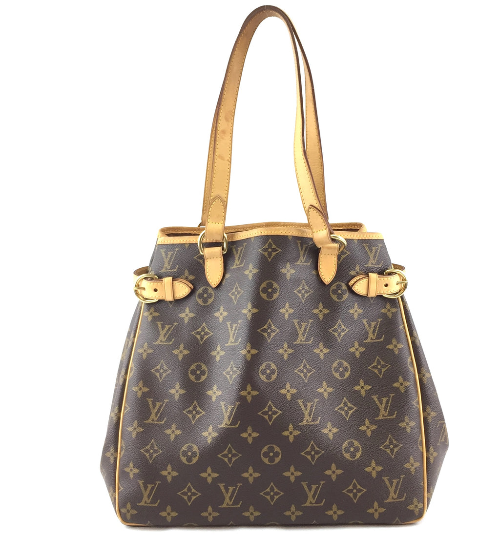 Louis Vuitton Batignolles Vertical Monogram Canvas