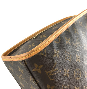 Louis Vuitton Rivoli Briefcase Monogram Canvas