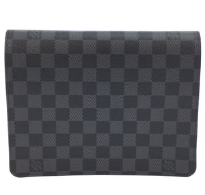 Louis Vuitton Damier Graphite Agenda GM Cover Case