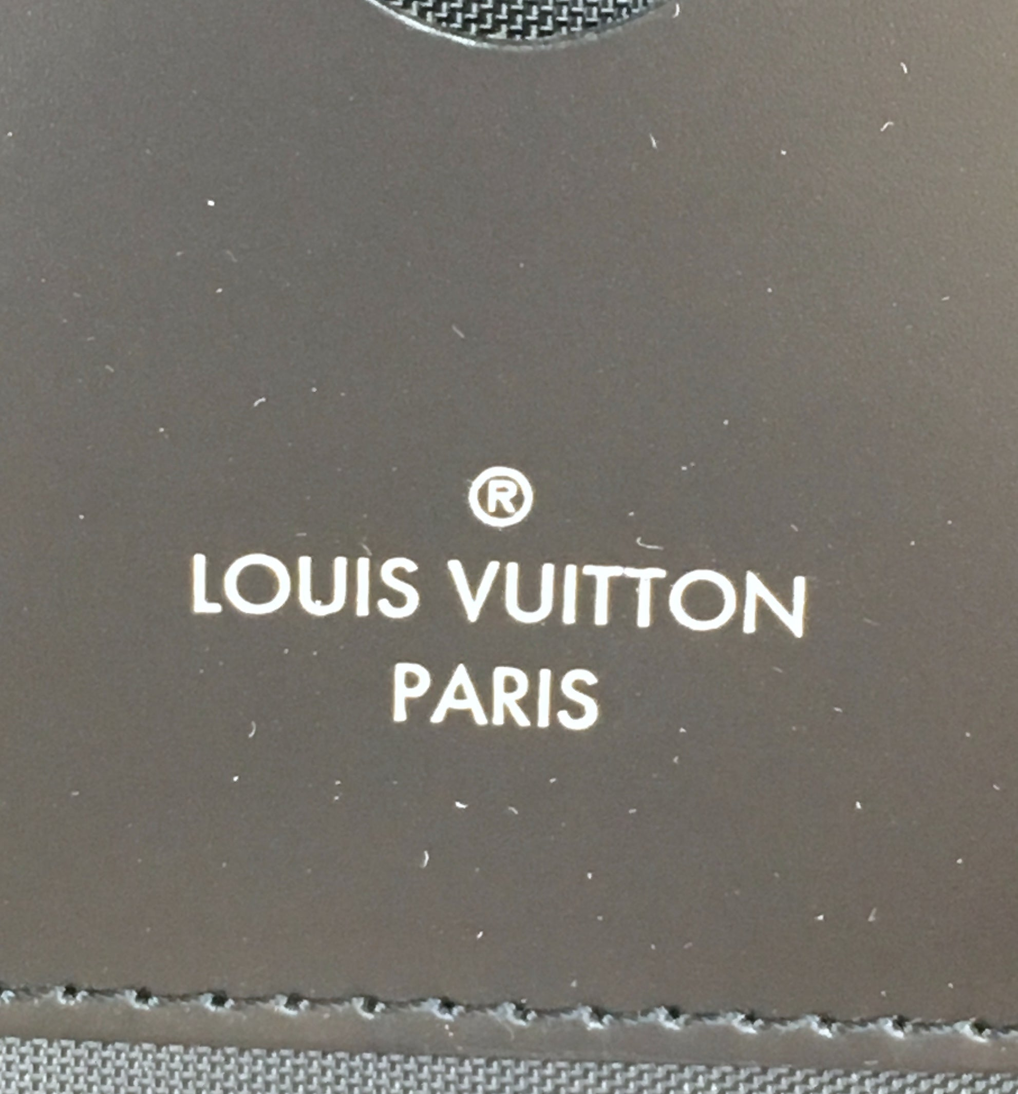Louis Vuitton Pegase 45 Damier Graphite Canvas