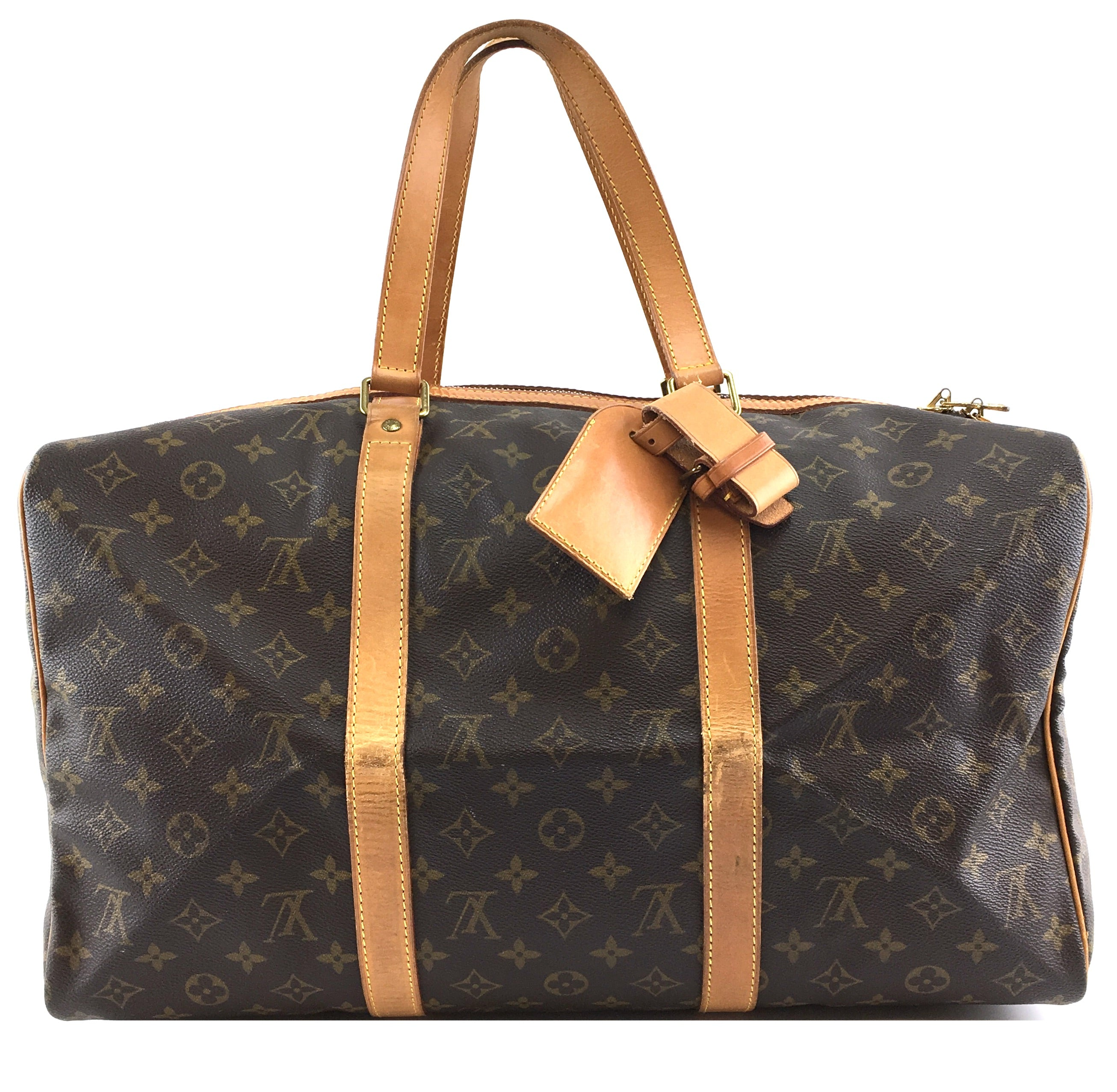 Louis Vuitton Sac Souple 45 Monogram Canvas