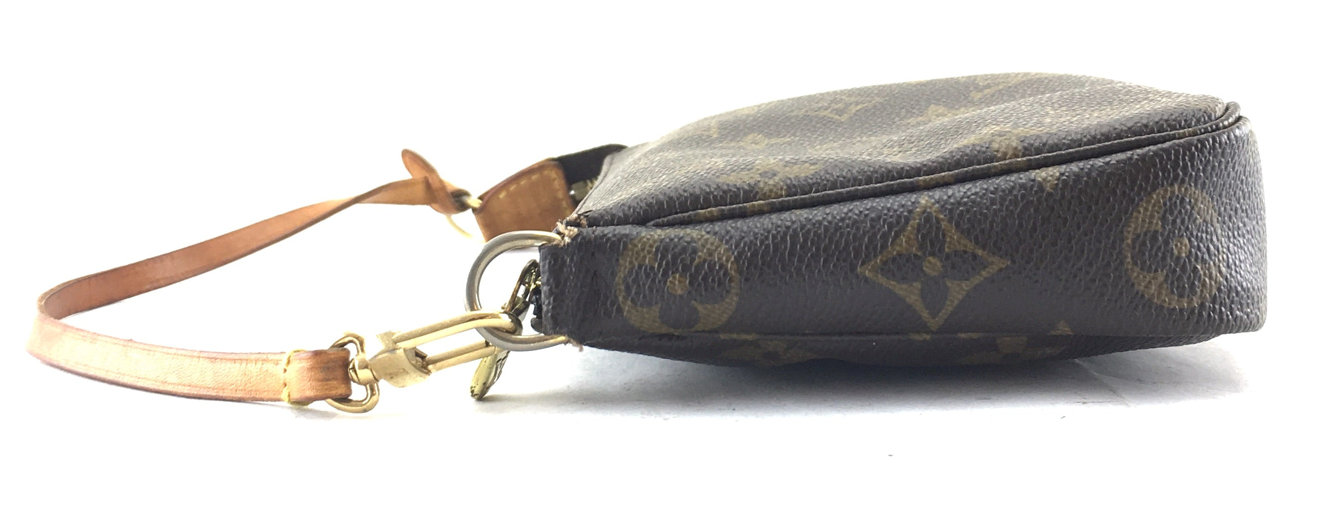 Louis Vuitton Monogram Pochette Clutch