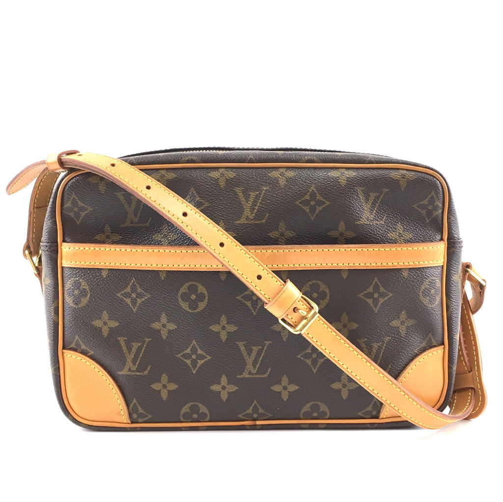 Louis Vuitton Messenger Trocadero Monogram Canvas
