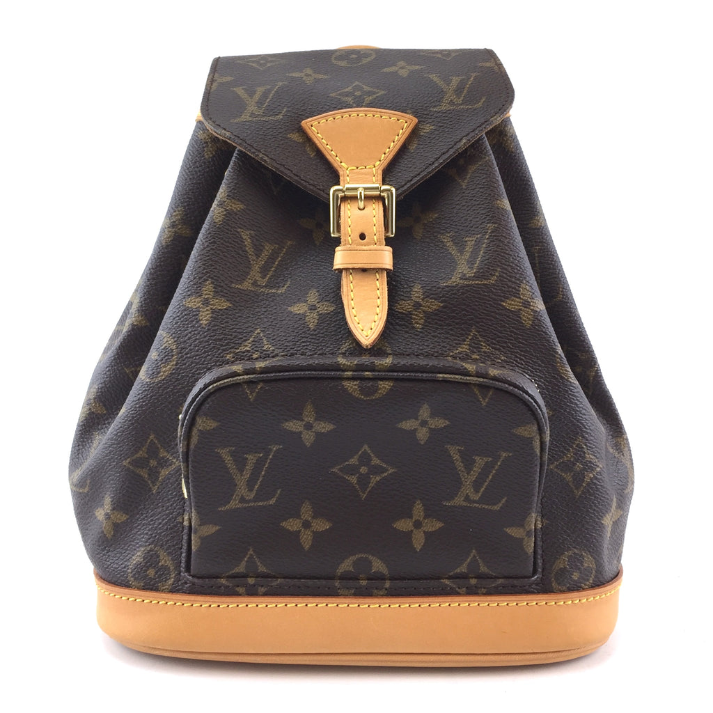 Louis Vuitton Montsouris PM Monogram Canvas