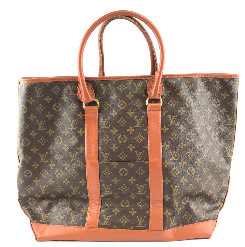 Louis Vuitton Sac Weekend GM Monogram Canvas