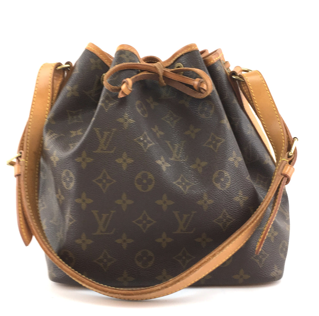 Louis Vuitton Noe PM Monogram Canvas