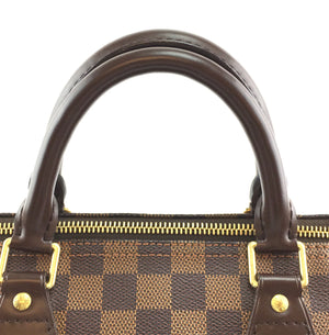 Louis Vuitton Speedy 30 Damier Ébène Canvas