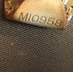 Louis Vuitton Ellipse PM Monogram Canvas