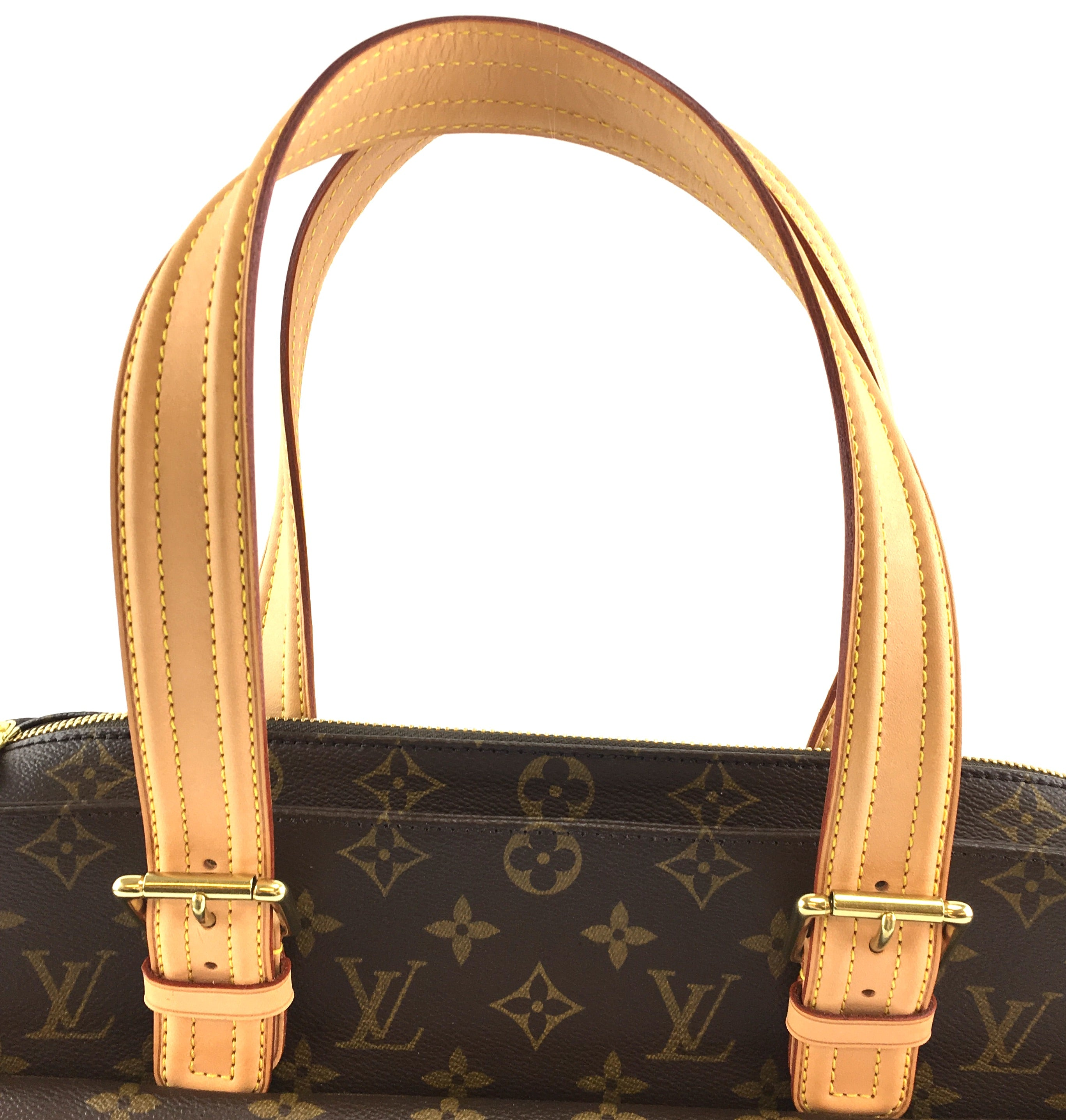 Louis Vuitton Multipli-cite Monogram Canvas