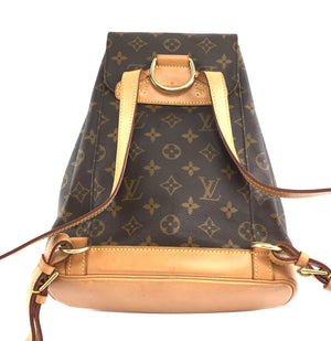 Louis Vuitton Montsouris MM Monogram Canvas