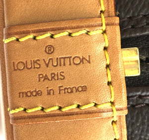 Louis Vuitton Alma Monogram Canvas