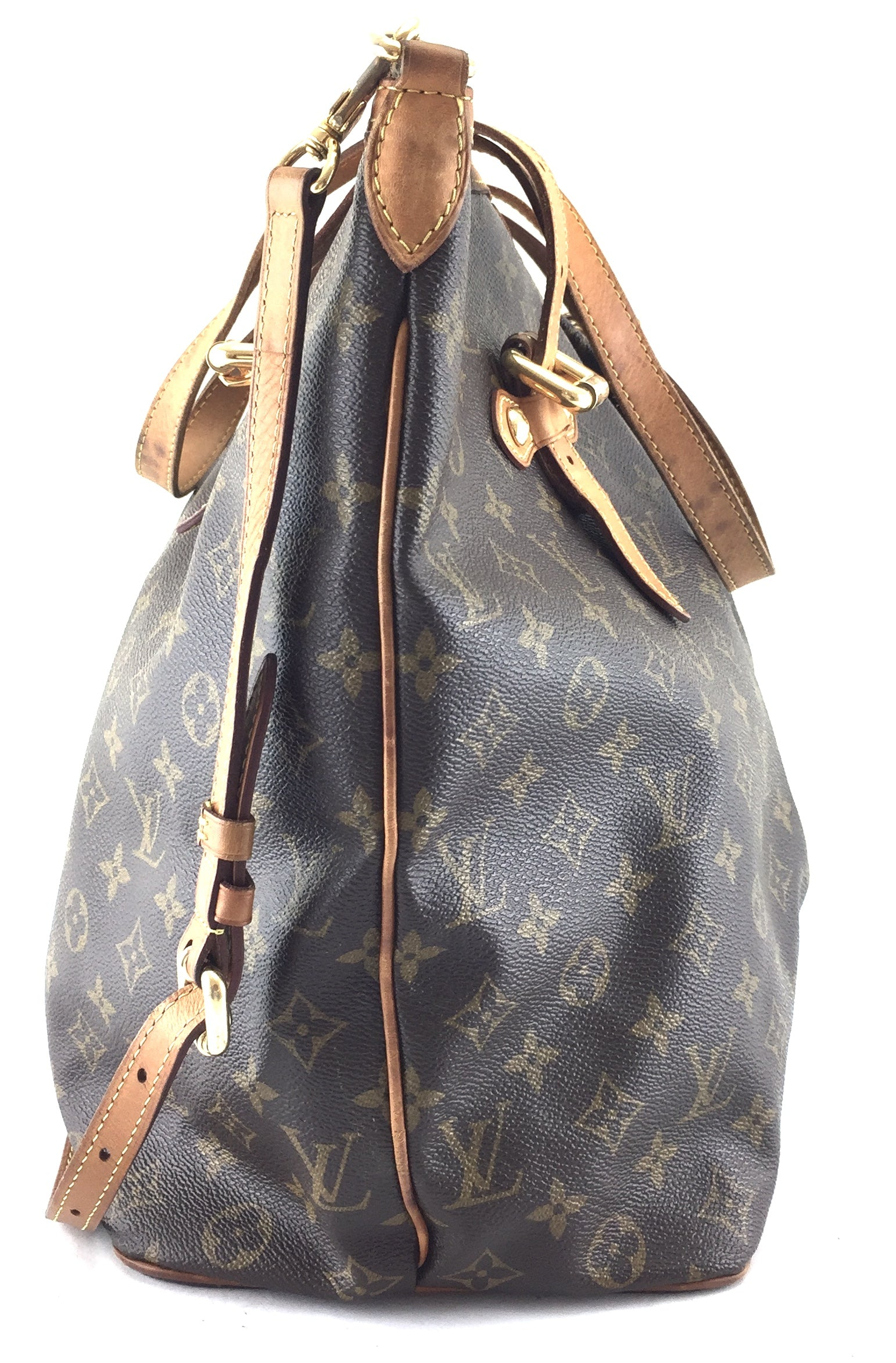 Louis Vuitton Monogram Palermo GM