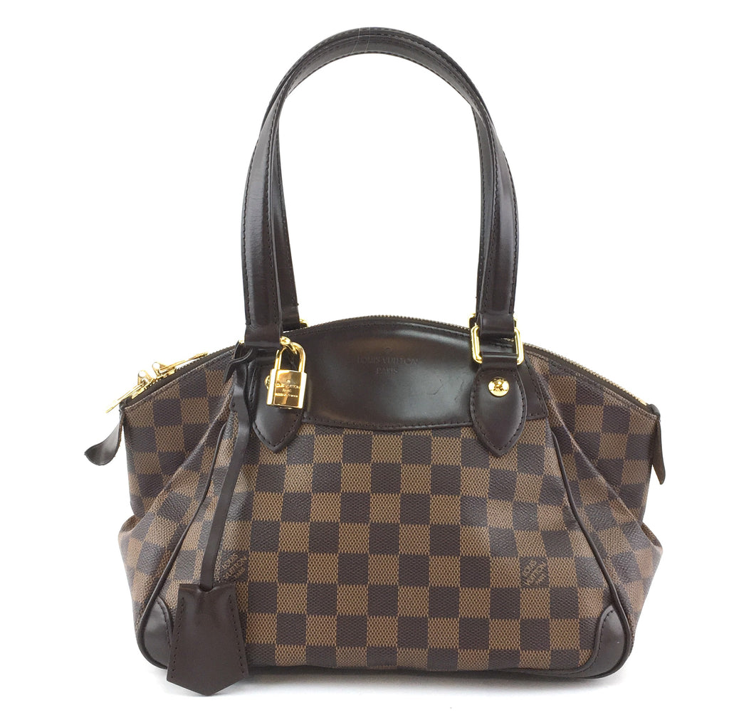 Louis Vuitton Verona PM Damier Ébène Canvas